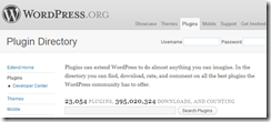 WordPressPLuginCount