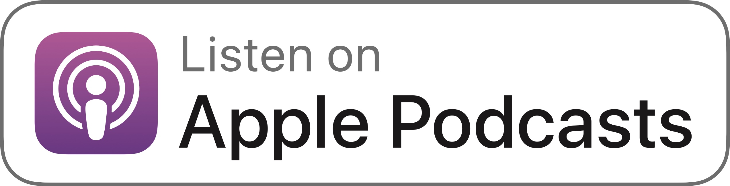Listen on ApplePodcast